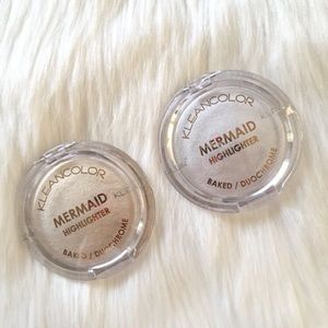 Other - Baked Mermaid Highlighters